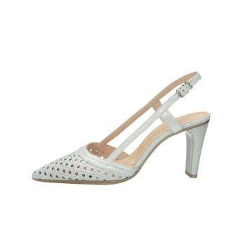 Hispanitas dámské elegantní sandály s řemínkem - stříbrné