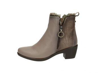 Akce. Hispanitas dámské kotníkové boty - šedé ccd146702f