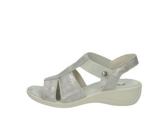 Imac dámské pohodlné sandály - šedé