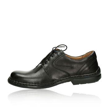 Josef Seibel pánské boty - černé