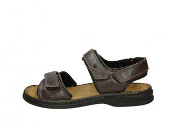 Josef Seibel pánské sandály - hnědé