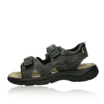 Klondike pánské sandály - černé