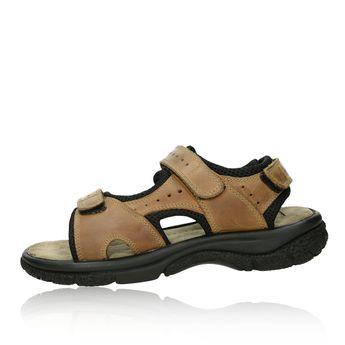 Klondike pánské sandály - hnědé