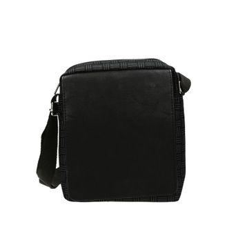 Mercucio dámská crossbody kabelka - černá