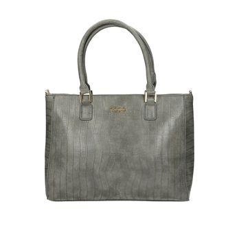 Nóbo dámská stylová kabelka - šedá