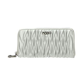 Nóbo dámská stylová peněženka - šedá