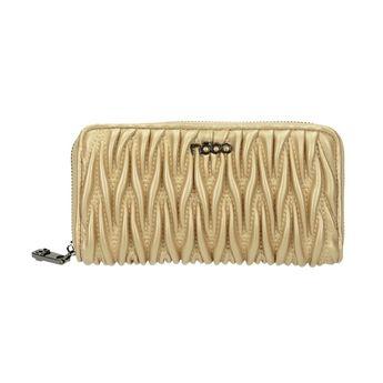 Nóbo dámská stylová peněženka - zlatá