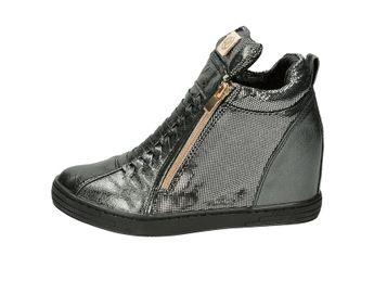 Olivia shoes dámské tenisky - stříbrné