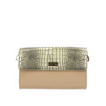 Pabia dámská praktická kabelka - béžovo zlatá b4ecd7a8c61