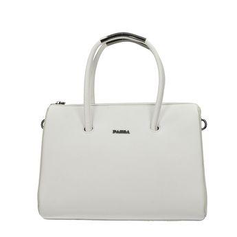 14cfb3a46e84 Pabia dámská stylová kabelka - bílá
