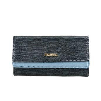 Pabia dámská stylová peněženka - modrá