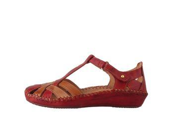 Pikolinos dámské sandály - bordó