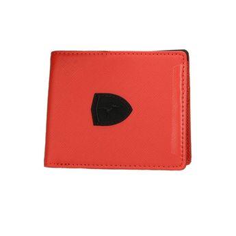 Puma unisex stylová peněženka - červená