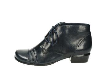 Regarde le ciel dámské kotníkové boty - tmavomodré