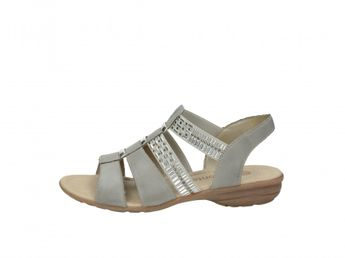 Remonte dámské sandály - šedé