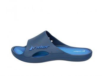 Rider pánské nazouváky - modré