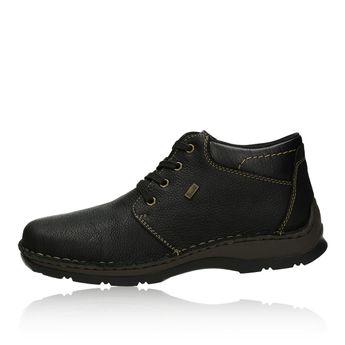Rieker pánské zimní boty - černé
