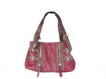 Rieker dámská kabelka - bordó