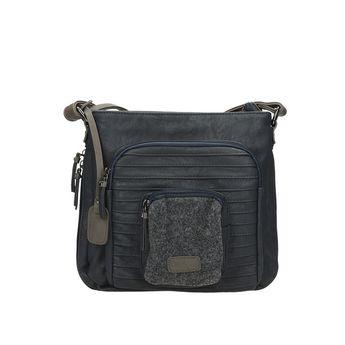 Rieker dámská praktická kabelka - modrá