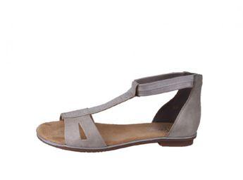 Rieker dámské sandály - šedé