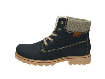 Rieker dámské kotníkové boty - modré