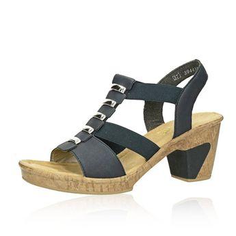 Rieker dámské sandály - modré