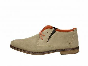 Rieker pánské kotníkové boty - běžové