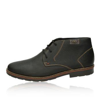 Rieker pánské kotníkové boty - hnědé