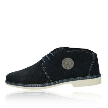 Rieker pánské kotníkové boty - modré