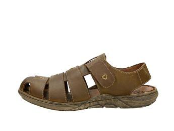 Rieker pánské sandály - hnědé