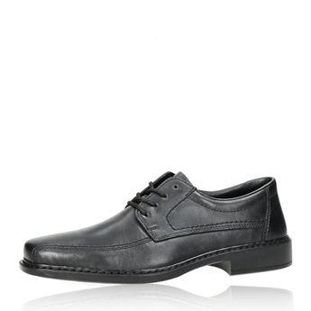 Rieker pánské společenské boty - černé 53e0e8913b