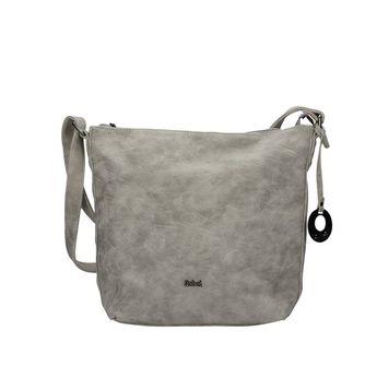 Robel dámská kabelka - šedá