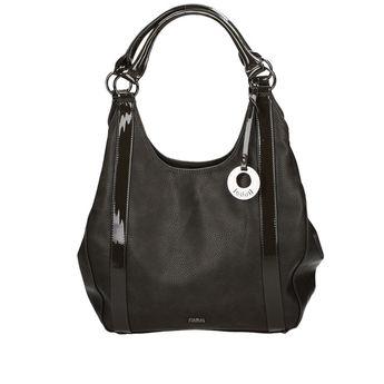 Robel dámská praktická kabelka - tmavošedá