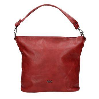 Robel dámská stylová kabelka - červená