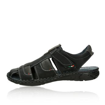 Robel pánské sandály - černé