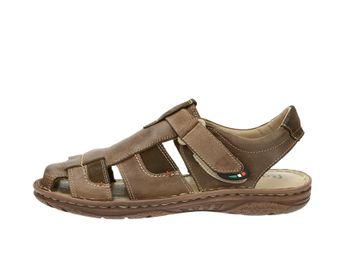 Robel pánské sandály - hnědé