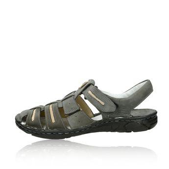 Robel pánské sandály - šedé