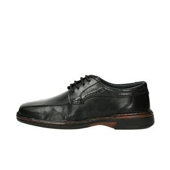 261ca5cc4b3 Robel pánské společenské boty - černé