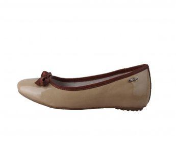s.oliver dámské balerínky - běžové
