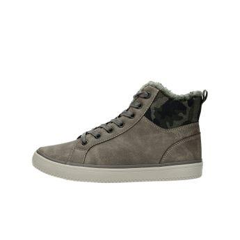 s.Oliver dámské zateplené kotníkové boty - šedé
