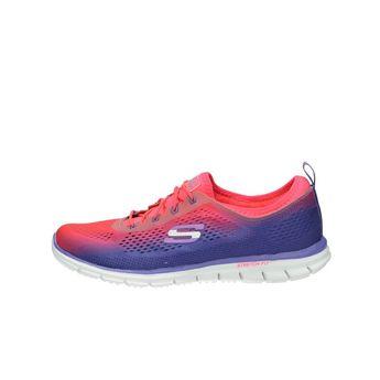 Skechers dámské perforované tenisky - fialové 9f7f7a4f7f1