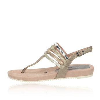 Tamaris dámské elegantní sandály -  růžové
