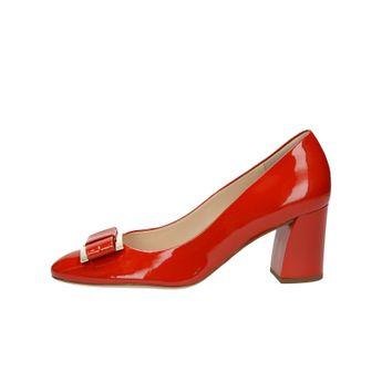 Högl dámské lesklé lodičky - červené e0f69680e8