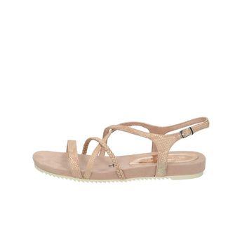 Tamaris dámské stylové sandály - růžové