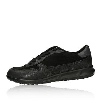 Tamaris dámské stylové tenisky - černé