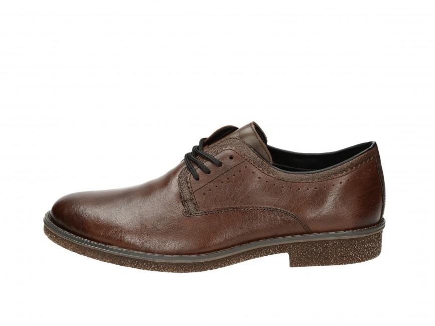 f5560dcfc58 Rieker pánské společenské boty - hnědé Rieker pánské společenské boty -  hnědé ...