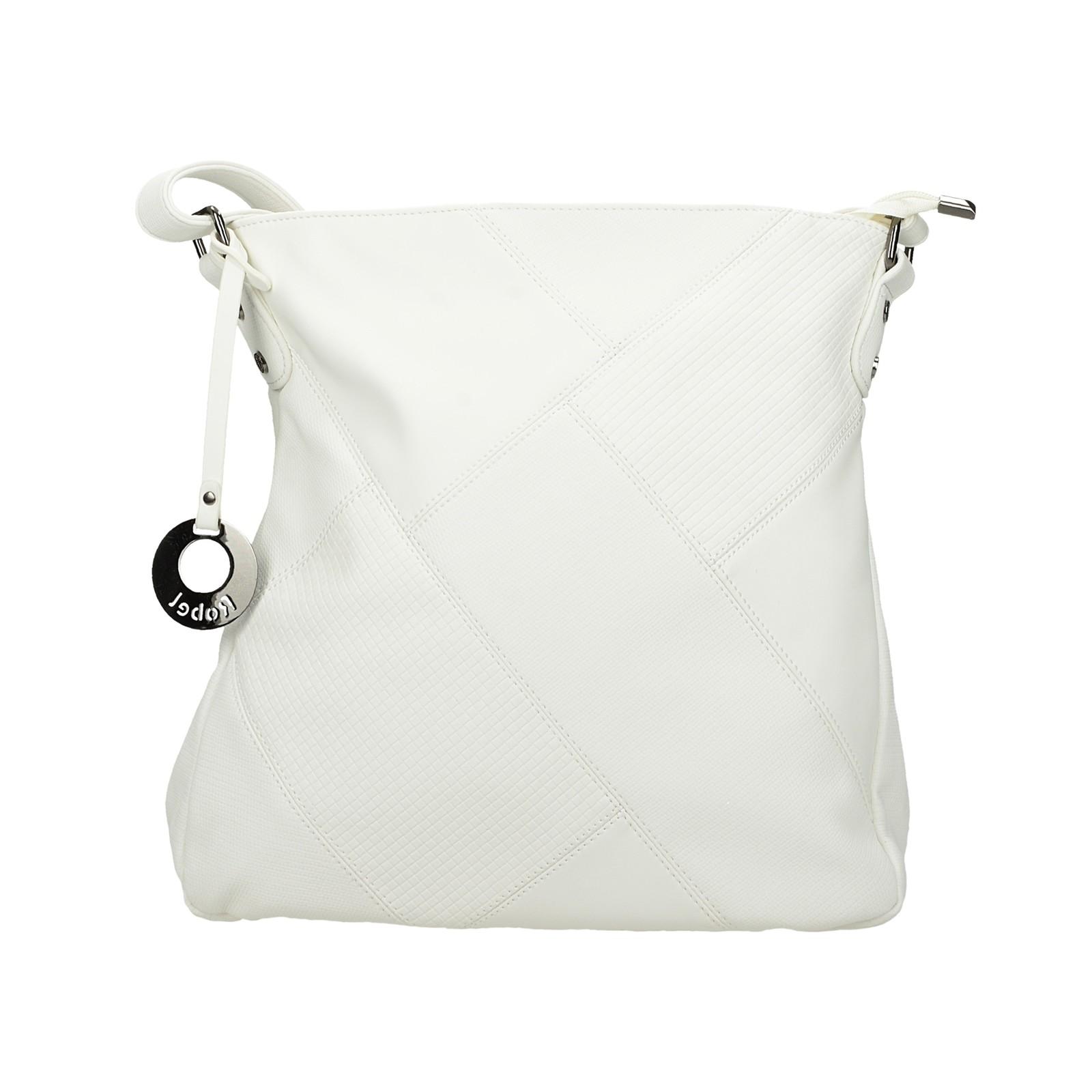 Robel dámská crossbody kabelka - bílá
