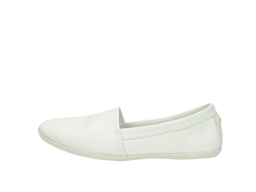 Softinos dámské mokasíny - bílé
