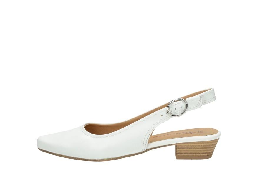 10c7869782f4 Tamaris dámské sandály - bílé Tamaris dámské sandály - bílé ...