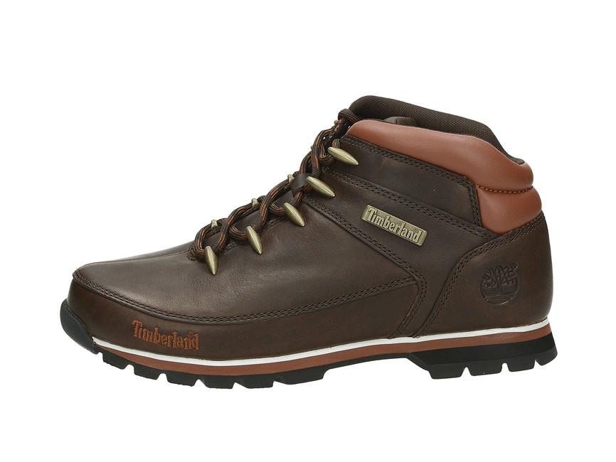 Timberland pánská pohodlná kotníková obuv - hnědá Timberland pánská  pohodlná kotníková obuv - hnědá ... 356aed48ef